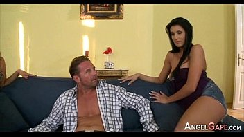 lisa gape berlin poppers femdom anal Blindfolded sister tricked in to fucks brother