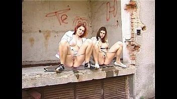 piss girl scouts Tina german girl