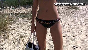 beach nude cocks Rough lesbian german