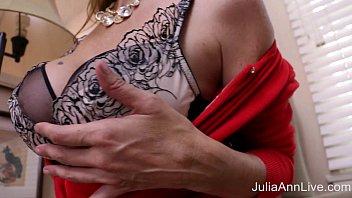 julia pov hot milf Assfuck in clothes