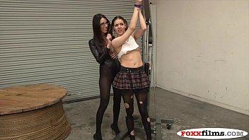 domination anime lesbian Seachjenna coleman nude