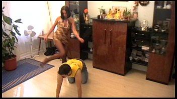 slave punished mistress hot gui Teen too big bbc