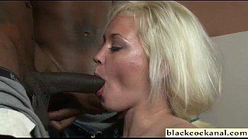 cock suck crossdressers black Niki blond corset