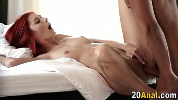fresno ca redheads in Fellow creampies the gal after banging her well