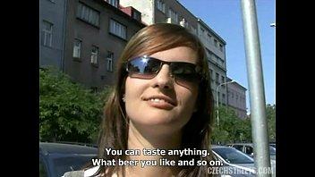 streets video czech lucka full White wife sucks off black bull