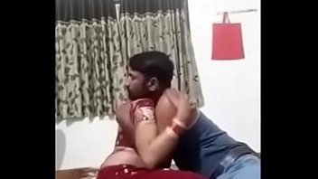 family with talk indian hindi Granny stocking solo
