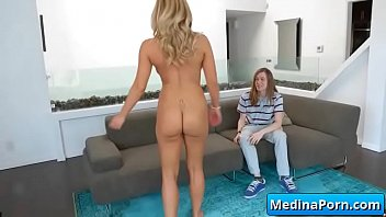 dick young abby old chick2 Sharing a hard dick is their hobby