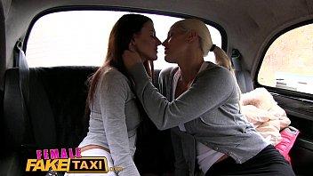 fake girl taxi Gf jealous bf fucks casting
