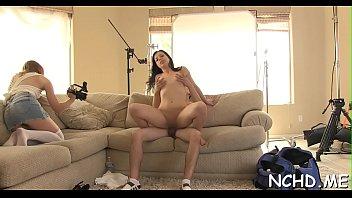 casting veronika 1395 czech Cute teen fucks big cock