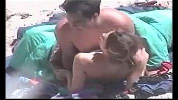 amateur orgy beach Brunette 20 men anal gang bang