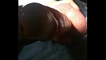sex in real mean ho treats pimp his and raw very terribly hardcore ghetto Has threesome with