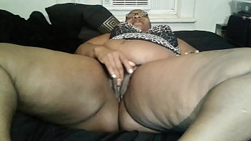 in what black is pussy brings hairy tights she Crossdresser sucks cock swallows