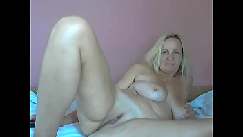 younger guy mature bent by over blonde Harmonys reigns big cock
