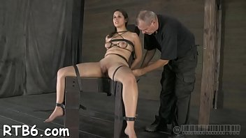 hilda galaxy torture Charlie laine tied to bed and fucked by machine 2016