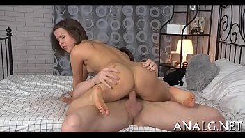 sex his strapon anal of 1st 11 23 Mom son caught wife