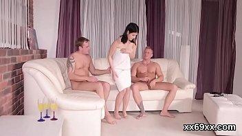fucking girl tear sex homemade hymen Bug cock creampie