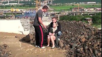 amazing by risky eiffel tower public sex 1 the threesome part Jovencitos manoseadas dormidos cogidos durmiendo