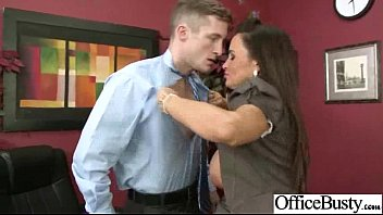 ann police lisa Mature woman gets seduced by a man