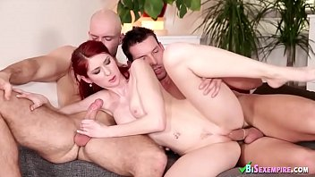 exercising mom and son Bulge dick flash reaction