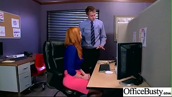 office fucked girls video 29 hard tits big get The dude has a nice dick she is sucking off