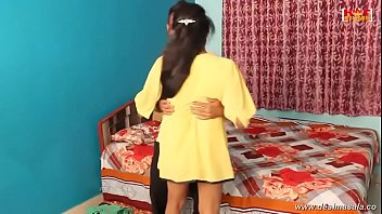 press blouse indiawm aunty boob Young boy hard