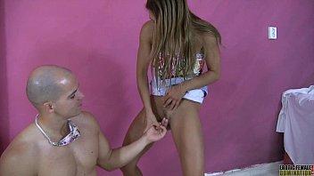 mistress slave punished hot gui Www palyboypornfuck com