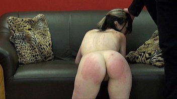 spanking punish by son Weeing wank gay