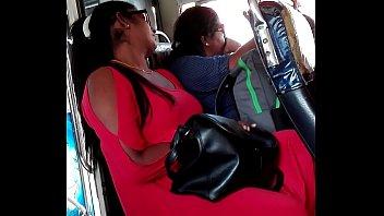 station sex bus Allyssa hall teen