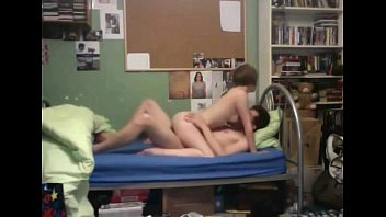 sensual room dorm Wife forces hubby cuckold dick sucking