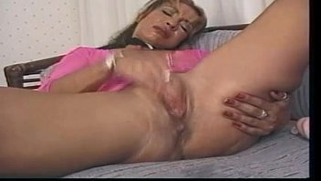 big toy antonies Wife jerks cum in to hubbys mouth
