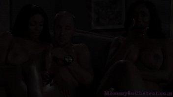 cougar black ebony porn Wife raped mmf