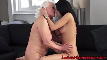 jeans granny butt Real home sex again sister