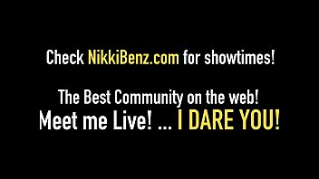 to cock nikki benz fack 3 black man rapped my wife forced me to watch