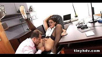 sister brother blows little Asian agly squirt