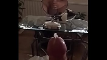 in ass huge cum shots cunt and Kloe kane downblouse