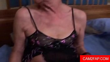 with granny boy old White gf first time anal with huge black cock