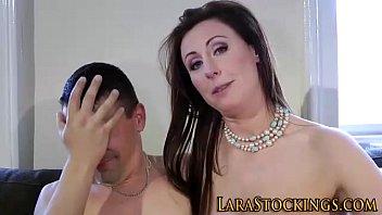 lindemulder janine stockings milf Married african big booty nurseplaytime pt2