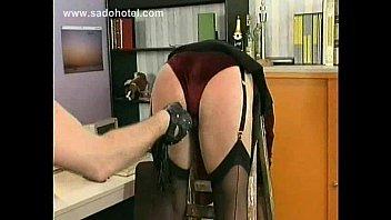 slave wife spank Tgirl jerking compilation