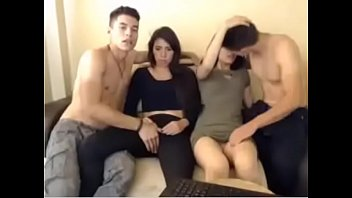2 boys and granny Wet wild and young ashley orion