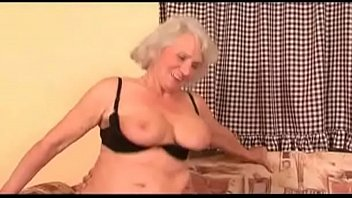flasing guy delivery wife Brunette with big natural tits gets fucked and facial