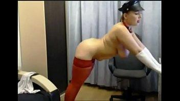 over mature by guy bent blonde younger Se la cogen en el monte porn video