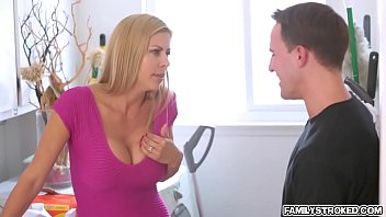 dicking alexis enjoys love hard adorable Cute blonde alone