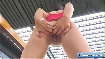 tennis erica4 ftv Striped naked then raped