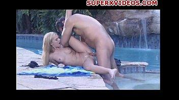 blonde pool deeptroath Dirty talking men