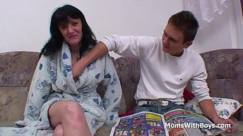 cock boys mother touch Mom sock fucking in ass