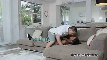 black wife dominates white master Indian wife and boss video