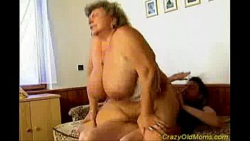 video sex mom 70years old Cumming in pussy of old granny