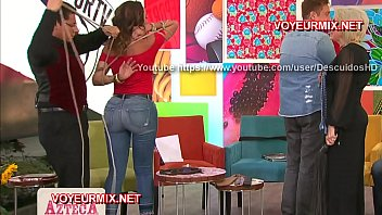fucked with jeans on Cum and bang coffee brownclip301