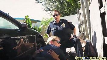 black dudes jacking off Amputee crossdresser getting a handjob