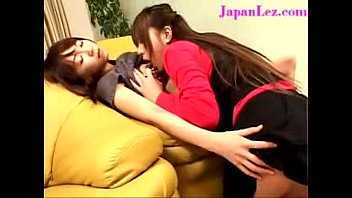 lesbian japanese teen girl school Asian foursome ends with dp and a creampie